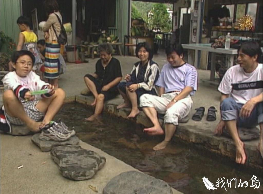 廬山得天獨厚的溫泉條件,吸引業者聚集。