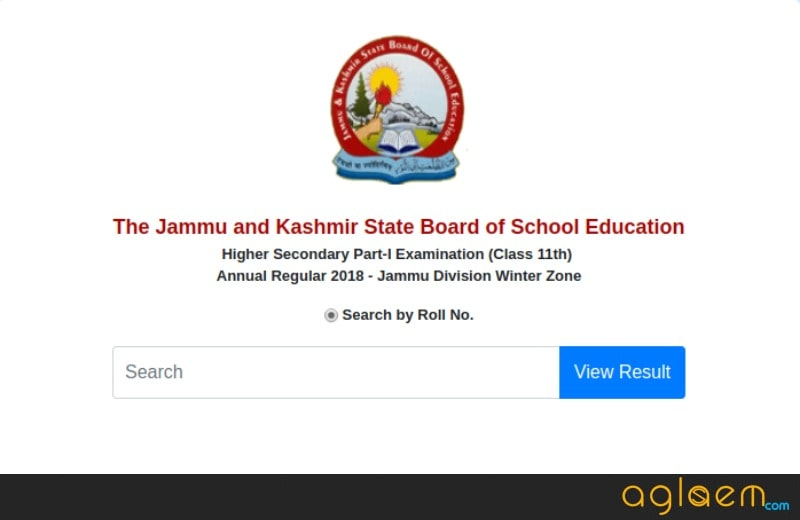 JKBOSE 11th Annual Result 2018 Jammu Division Winter Zone Declared; Check Here