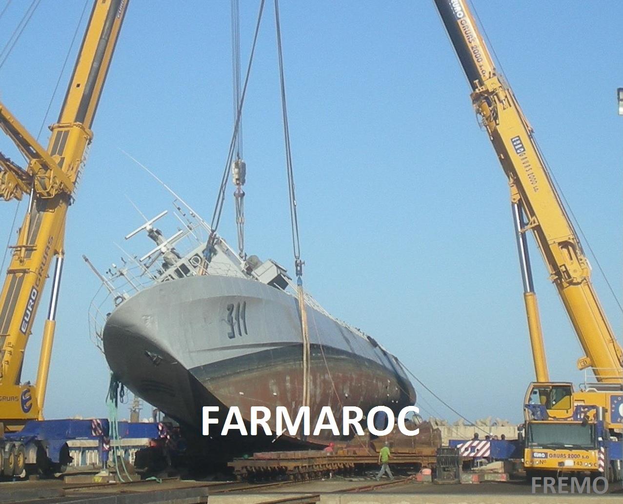 Royal Moroccan Navy Patrol Boats / Patrouilleurs de la Marine Marocaine - Page 13 31911165607_ff7f6100ff_o