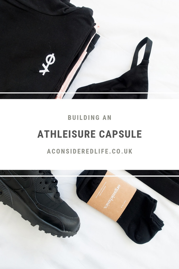 An Athleisure Capsule Wardrobe