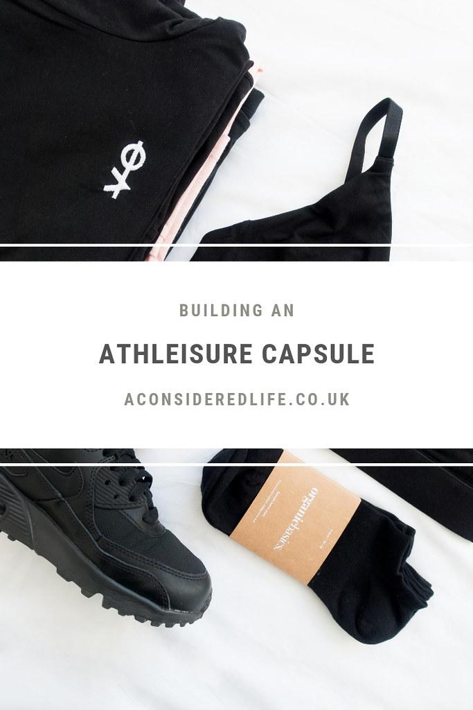 An Athleisure Capsule Wardrobe