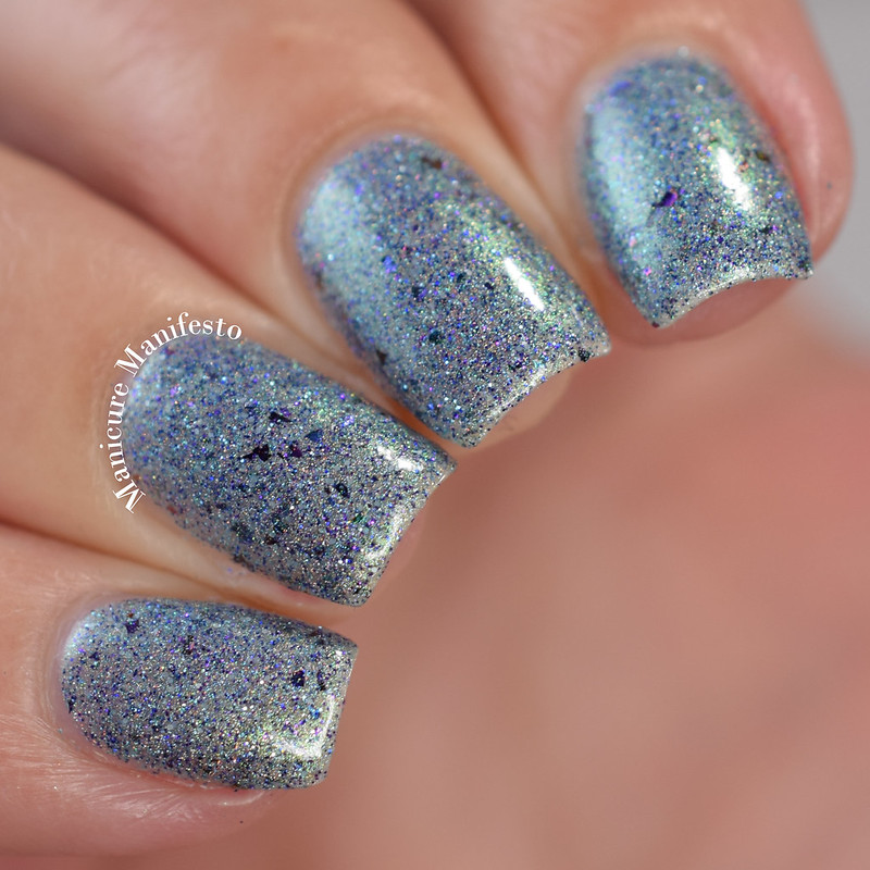 Cadillacquer The Full Blossom Of The Evening review