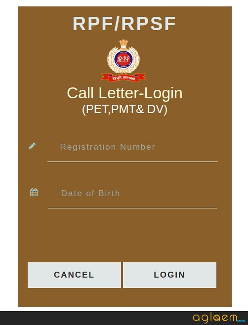RPF SI Result 2018-2019 Announced for Group A, B, C, D, E, F; 12278 Candidates Qualified for PET, PMT and DV