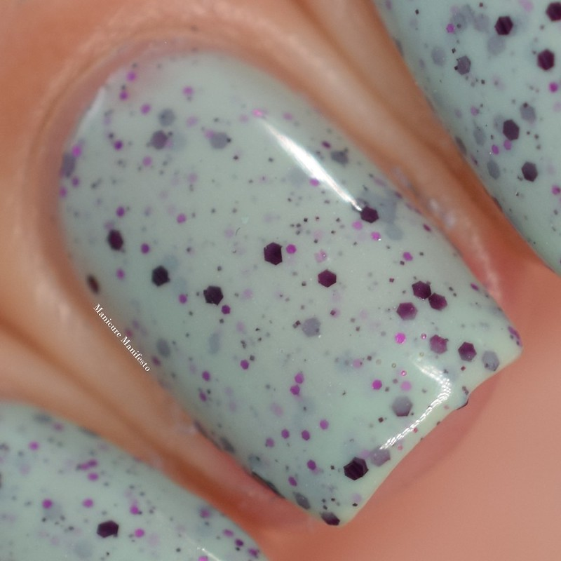 Cadillacquer Apricity swatch