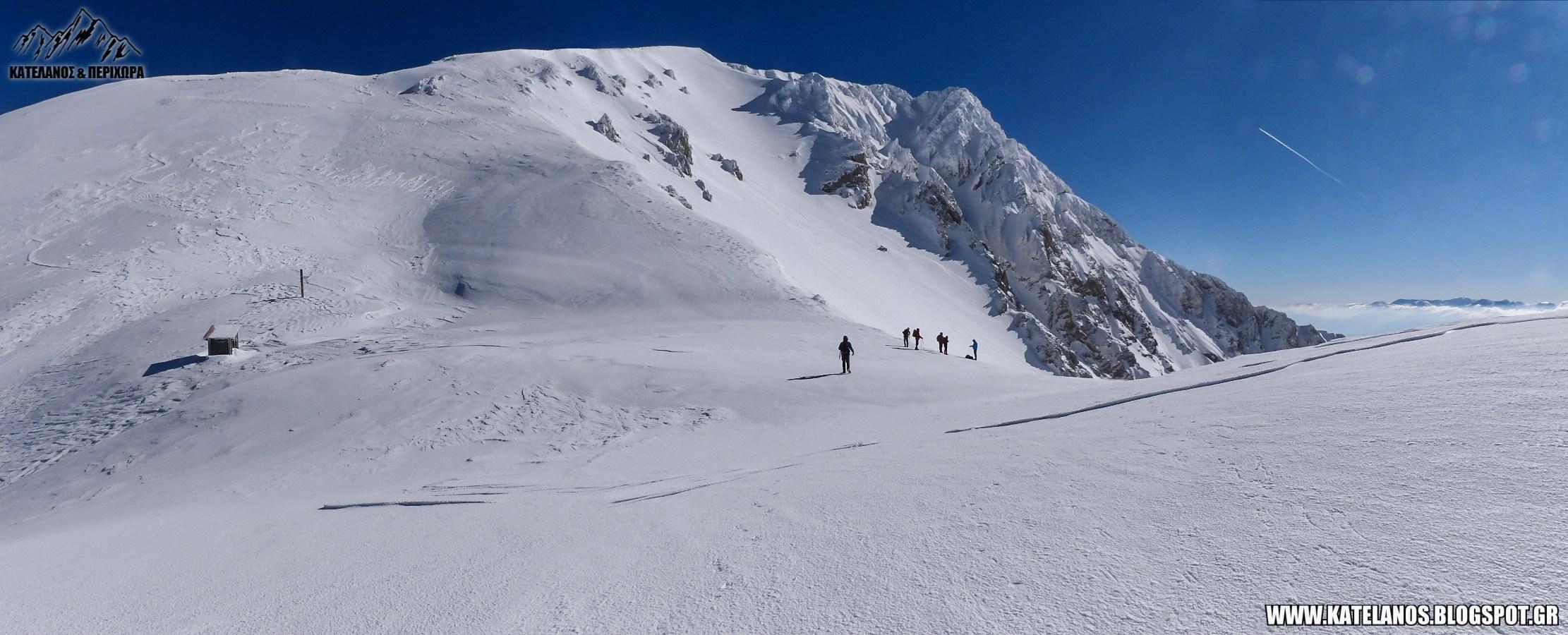 psili korifi velouxi velouchi mountain karpenisi βελούχι τυμφρηστός ψηλή κορυφή