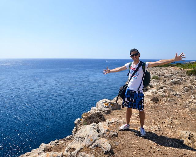 Diario de un Mentiroso en Menorca