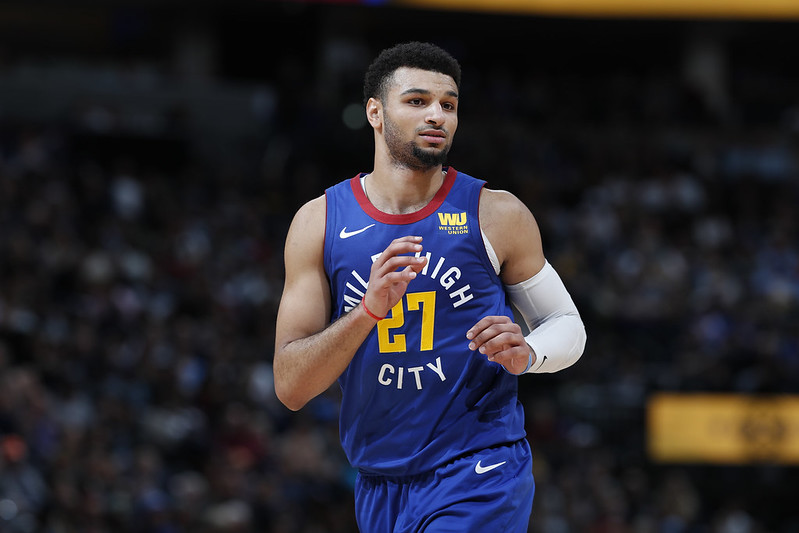 Jamal Murray。(達志影像資料照)