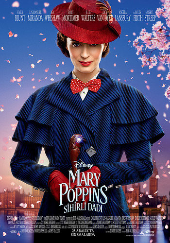 Mary Poppins: Sihirli Dadı - Mary Poppins Returns (2018)