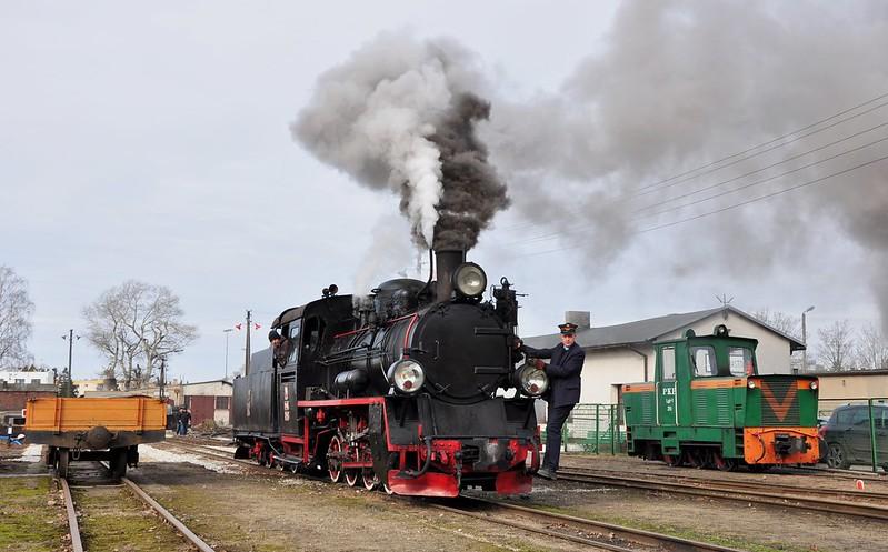 Średzka Kolej Powiatowa - únor 2019