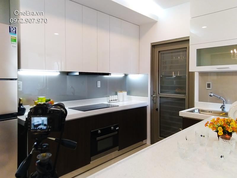 Thiết bị và setting để Chụp ảnh nội thất căn hộ cho thuê