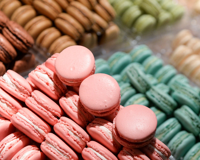 Macarons de París