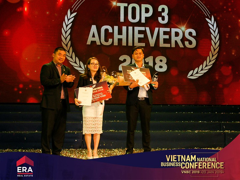 Top 3 Achievers of the year 2018
