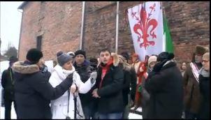 studenti toscani a Birkenau e Aushwitz