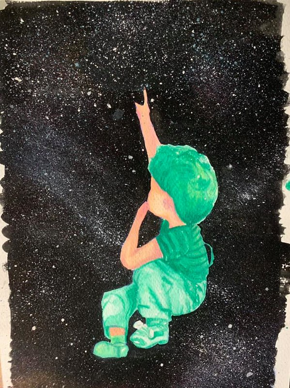 เด็ก ดวงดาว