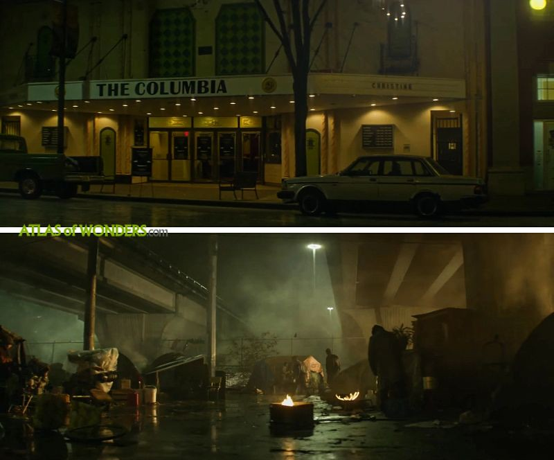 Deadly Class locations