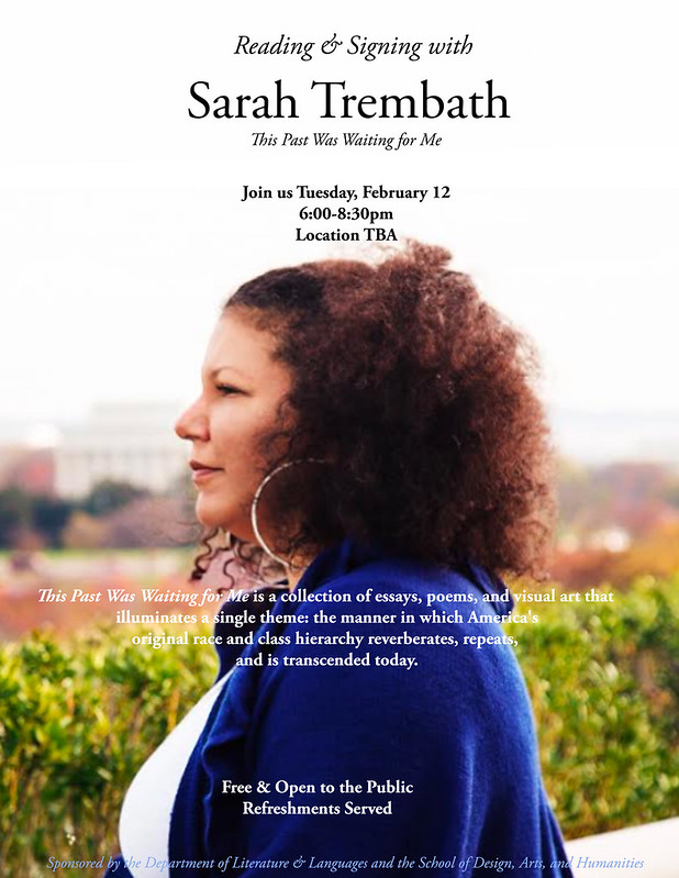 Reading and Signing with Sarah Trembath