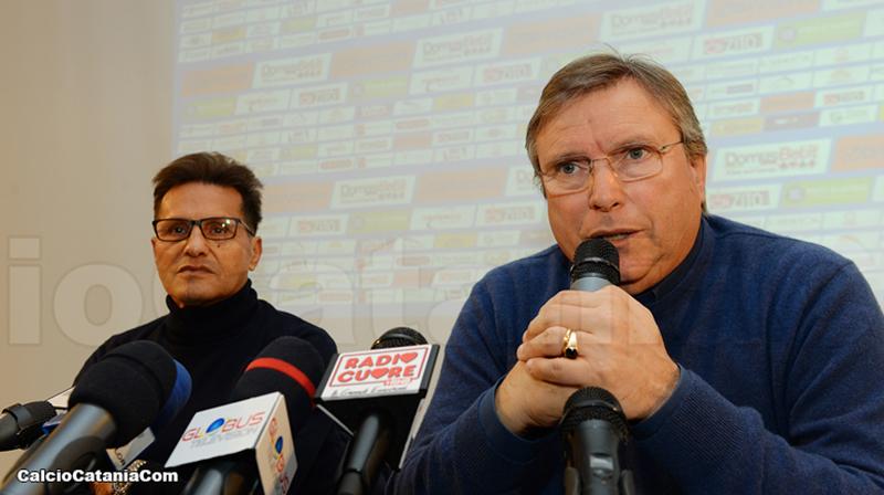 Pietro Lo Monaco oggi in conferenza