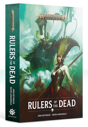 Дэвид Аннандейл «Повелители мертвецов» | Rulers of the Dead by David Annandale and Josh Reynolds)
