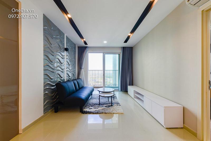 phòng khách rộng rãi Vista Verde