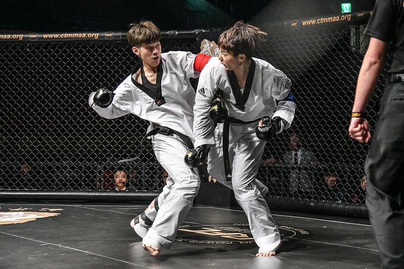 鄭喬心(左)。(大會提供)