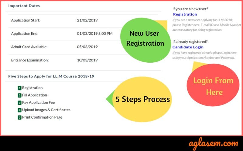 Kerala LLM 2019 Application Form Released by Commissioner For Entrance Examinations; Exam on 10 Mar