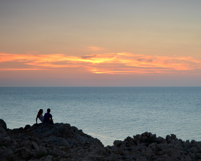 Atardeceres en Menorca