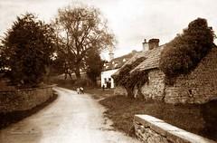 Newland Village Room circa 1900