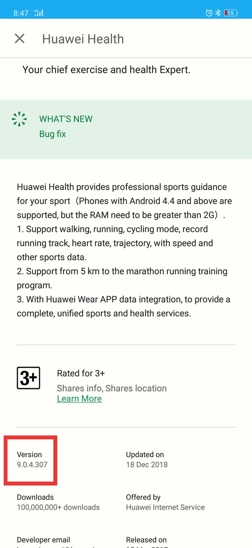 Huawei Watch GT - Page 18 - www hardwarezone com sg