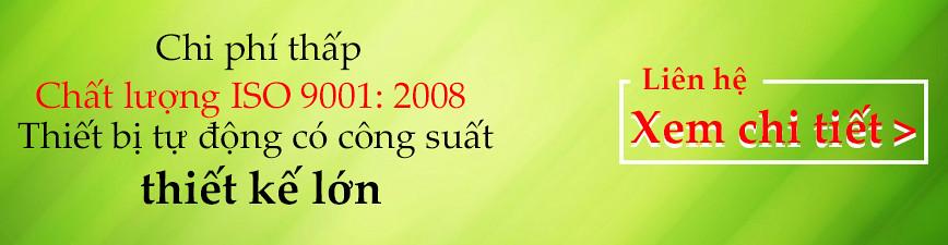 Áp dụng hệ thống quản lý chất lượng ISO 9001:2008 - Xây dựng khung kèo Nhà thép tiền chế Cần Thơ 0903 132 315