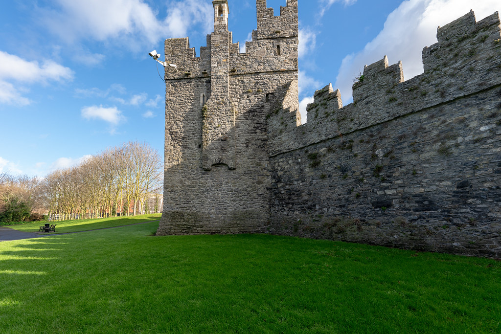 NORMAN CASTLE IN SWORDS 012