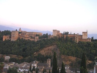 Erasmus+ year abroad, studying at the University of Granada, in Spain