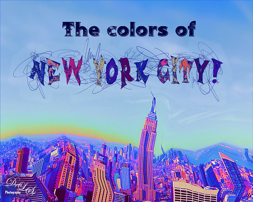 Image of a Cityscape of NYC