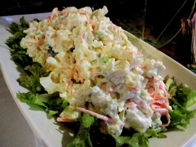 Payung potato salad