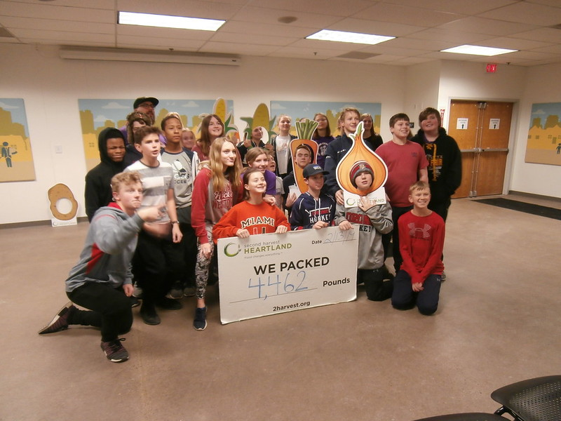 Trinity Lutheran Hands for Change 2-13-19