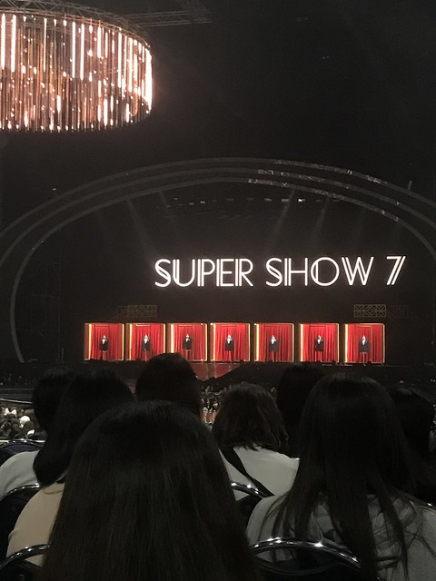 Super Junior Super Show 7 Concert