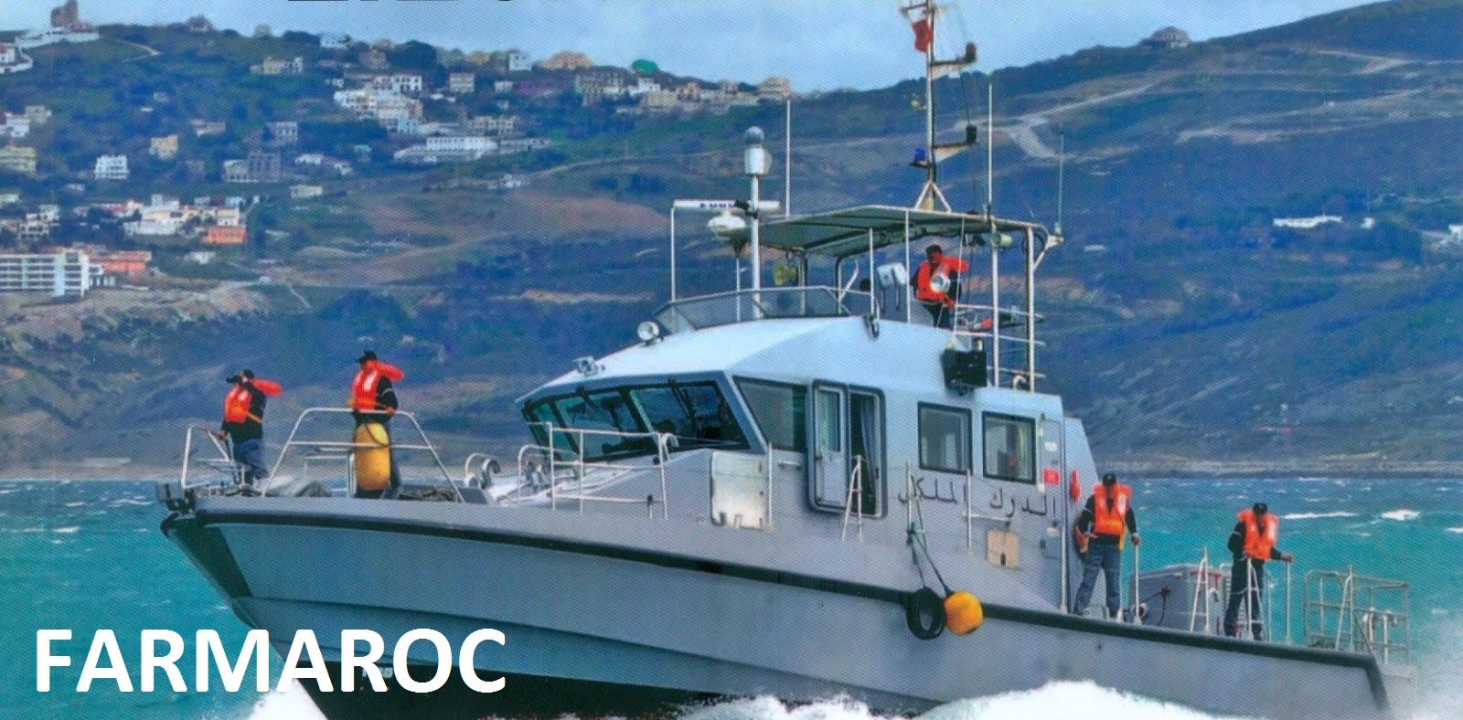 Groupement Maritime Gendarmerie Royale (GMGR) 33064884808_d9d38414cb_o