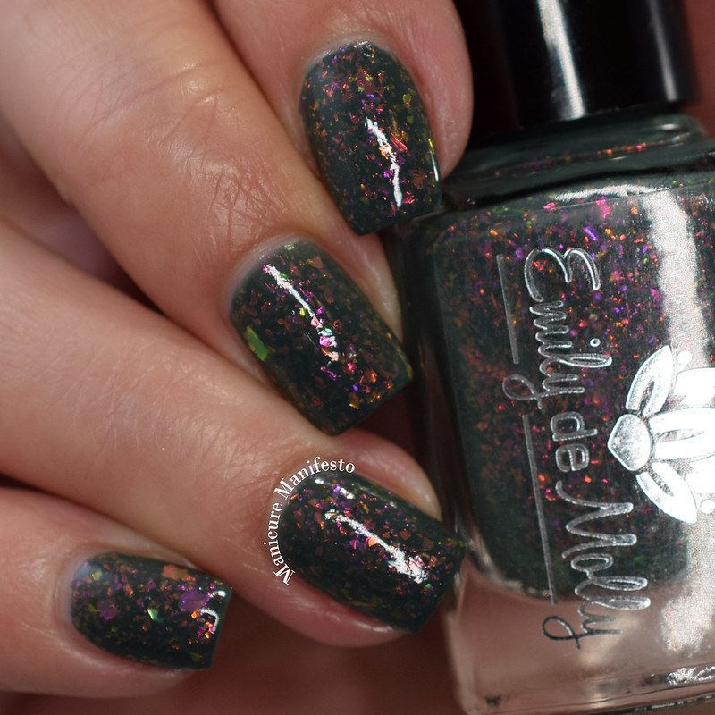 Emily De Molly The Dragon King swatch
