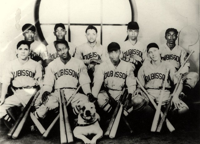 The Dubisson Tigers, September 11th, 1936. Courtesy of the Mosaic Templars Cultural Center.
