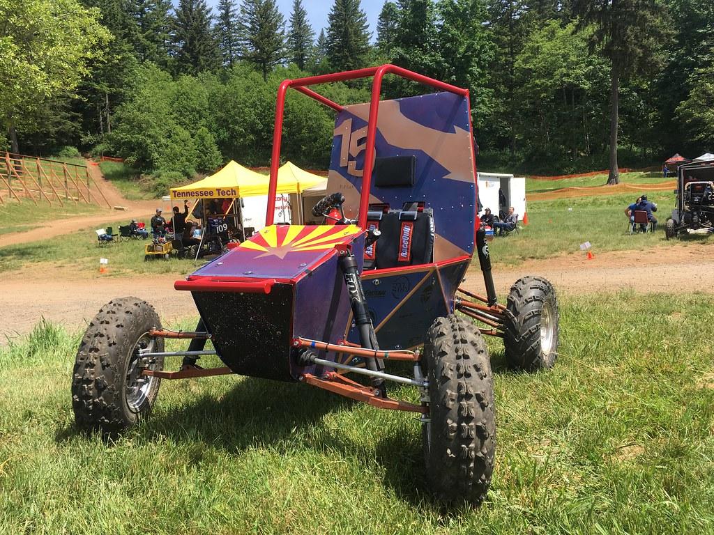 2018 Oregon Competition Car