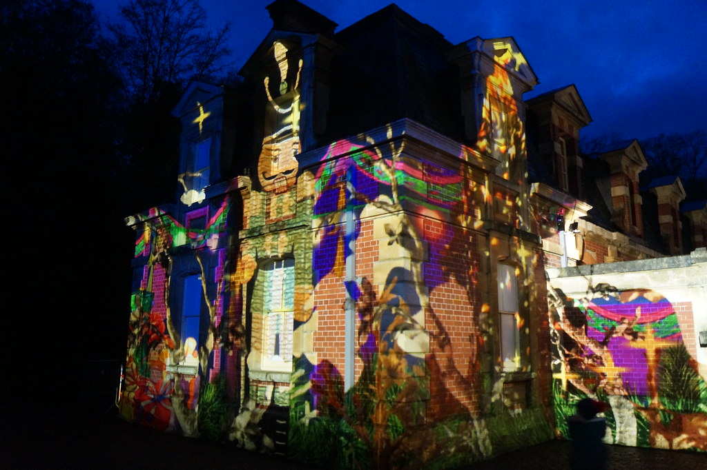 Предрождественский Лондон и окрестности