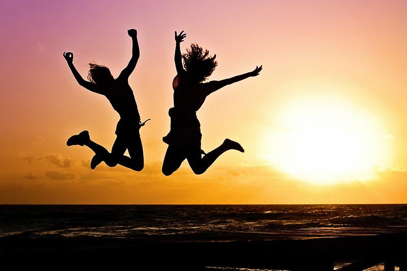 Suy nghĩ tích cực và tận hưởng cuộc sống