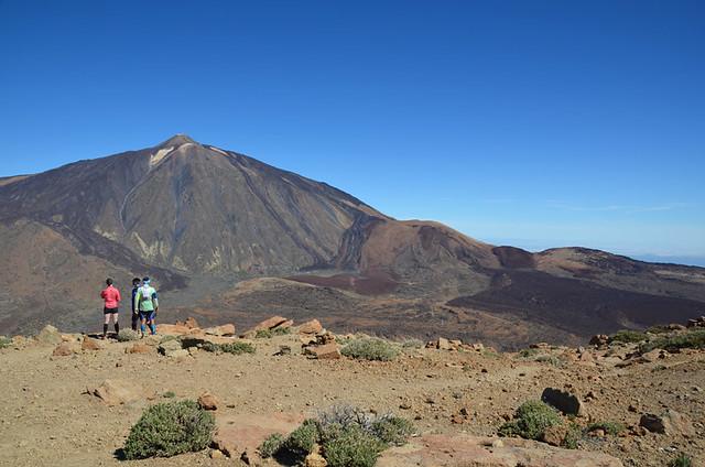 Teide from Guajara, Tenerife