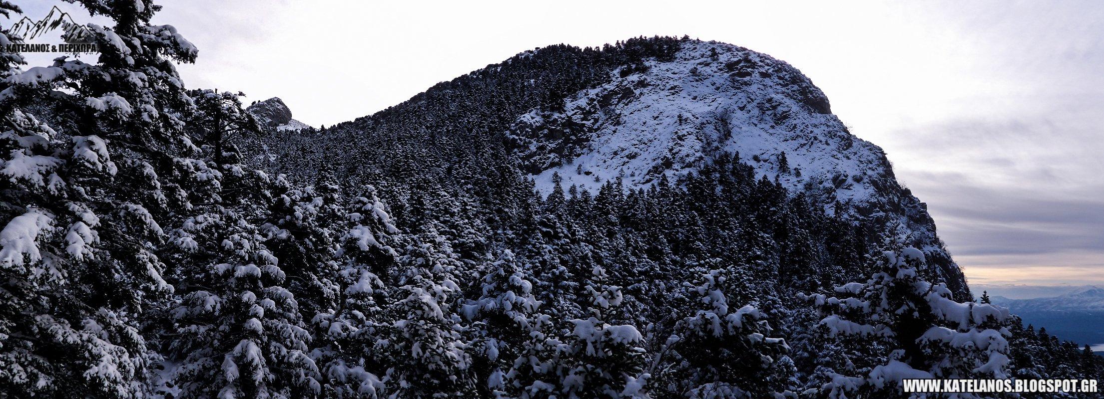 αη λιας προφητης ηλιας βουνο πανω απο τον αγιο βλασιο αγρινιου αιτωλοακαρνανιας παναιτωλικο ορος