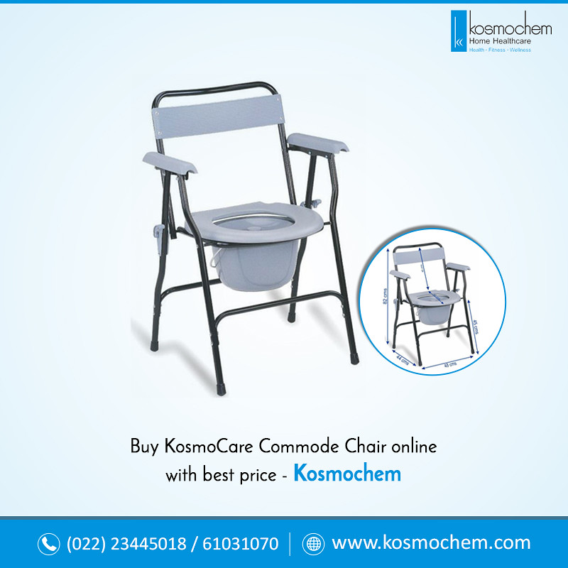 fb6c1f79e16 Buy KosmoCare commode chair online with best price -... kosmochem is