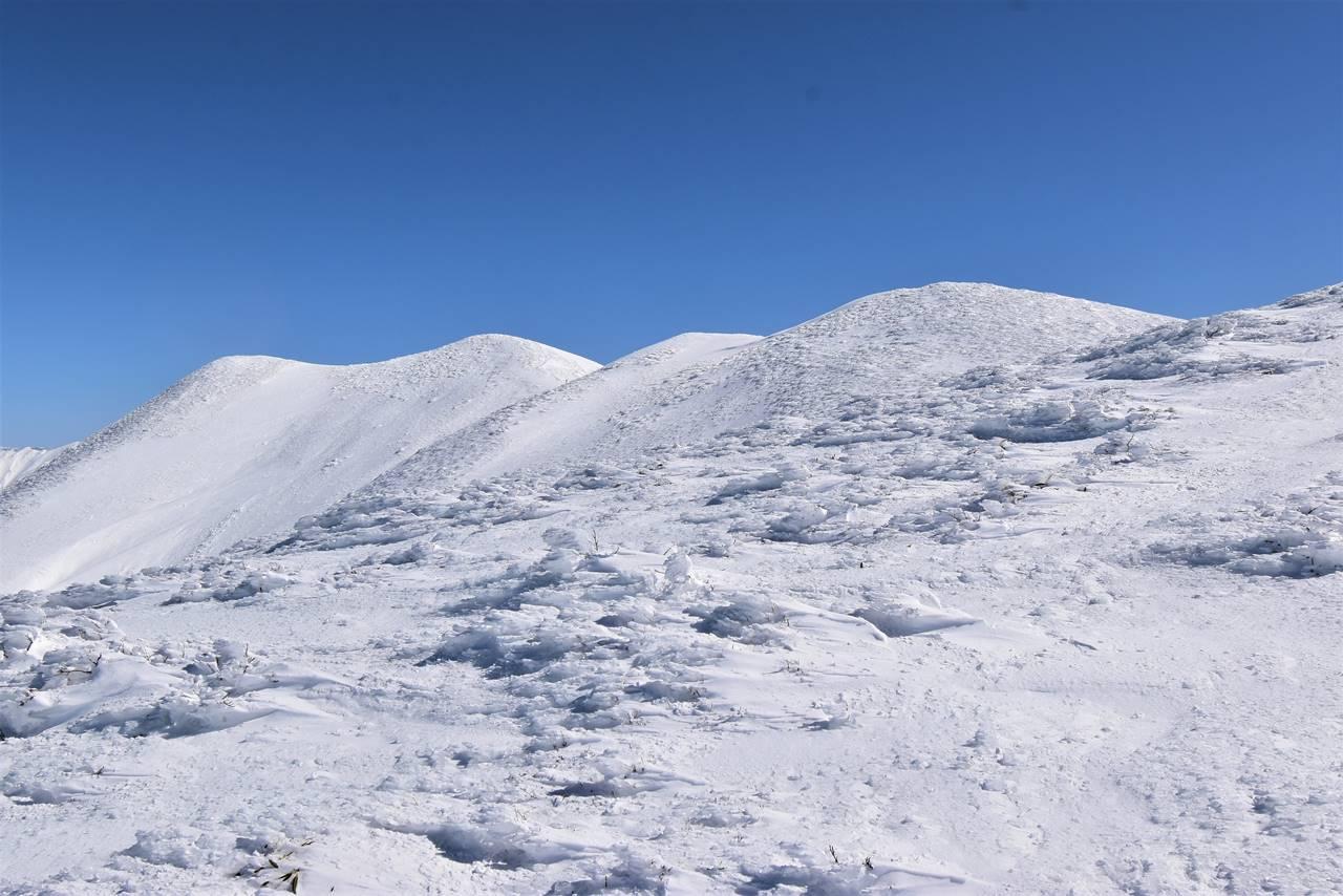 冬の仙ノ倉山 日帰り雪山登山