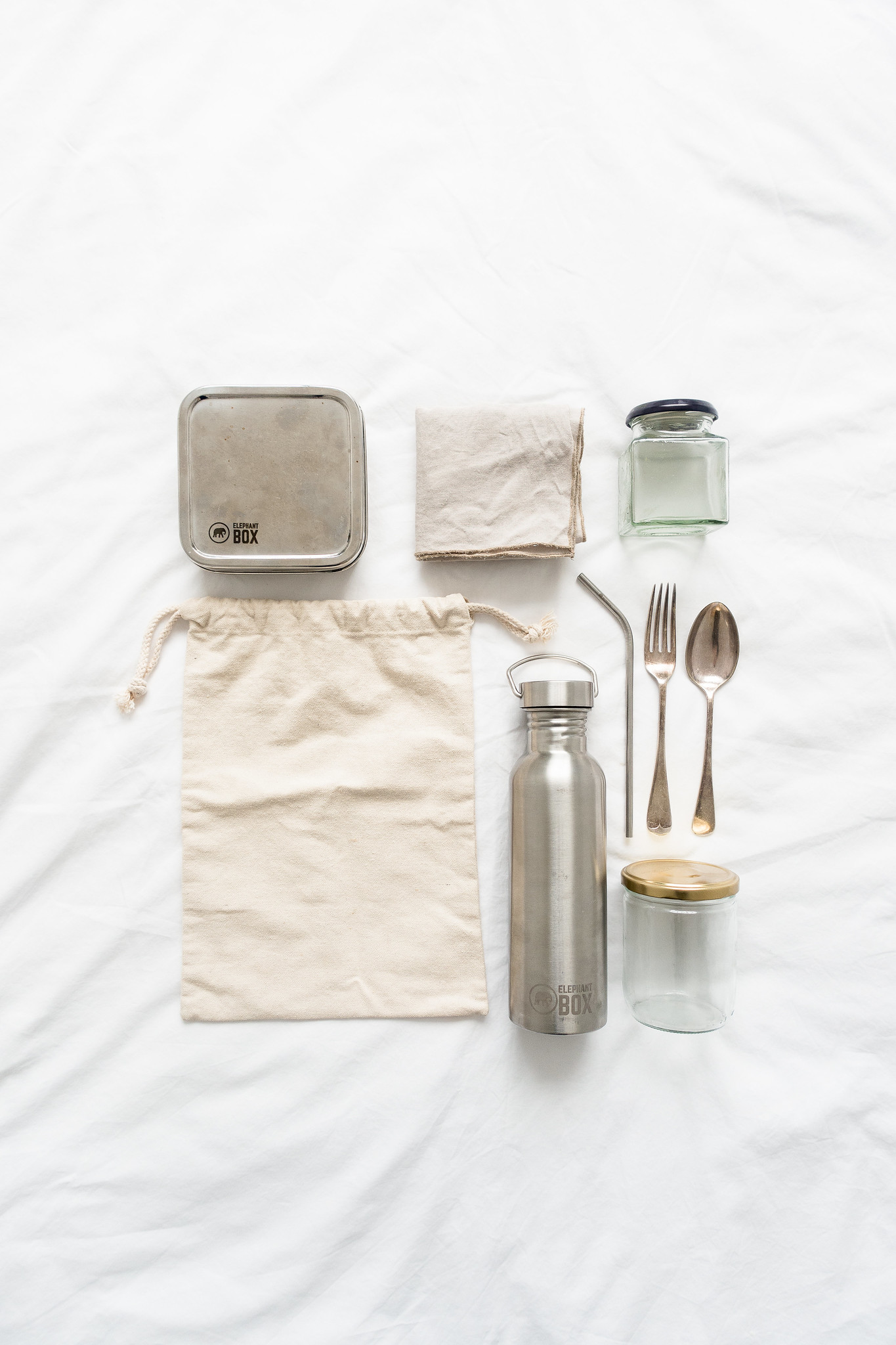 What's In My Zero Waste Shopping Bag