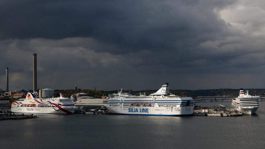 斯德哥爾摩港。Hans Permana(CC BY-NC 2.0)