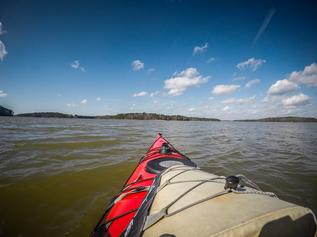 Kayaking to Vienna