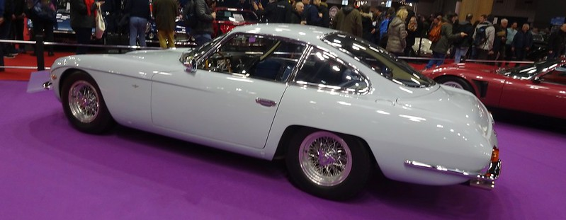 Lamborghini 350 GT Turing Superleggera  46182184655_12f298f8f7_c