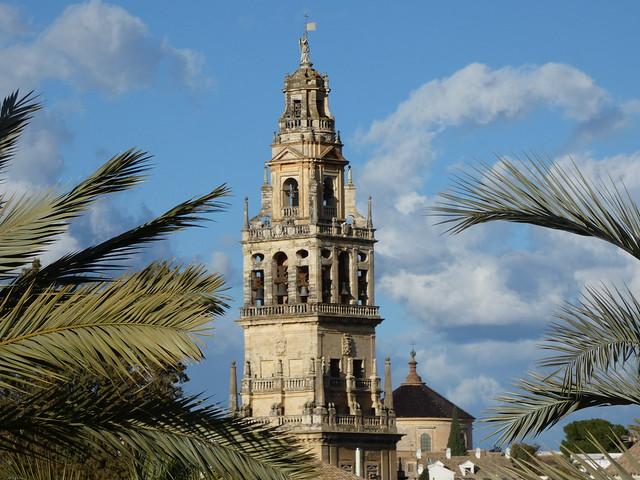Minarete de la mezquita de Córdoba